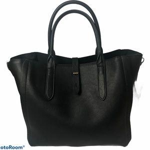 Universal Threads Black Hobo Shoulder Handbag